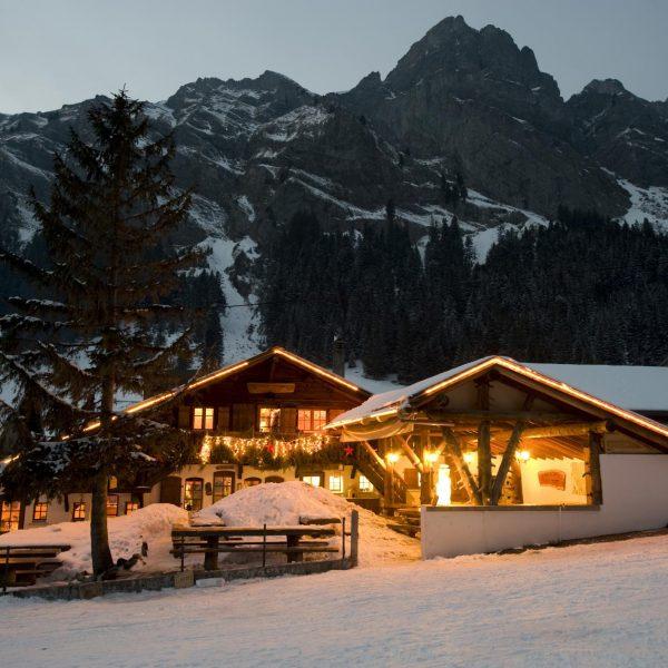 Villars Ski School, cours collectif